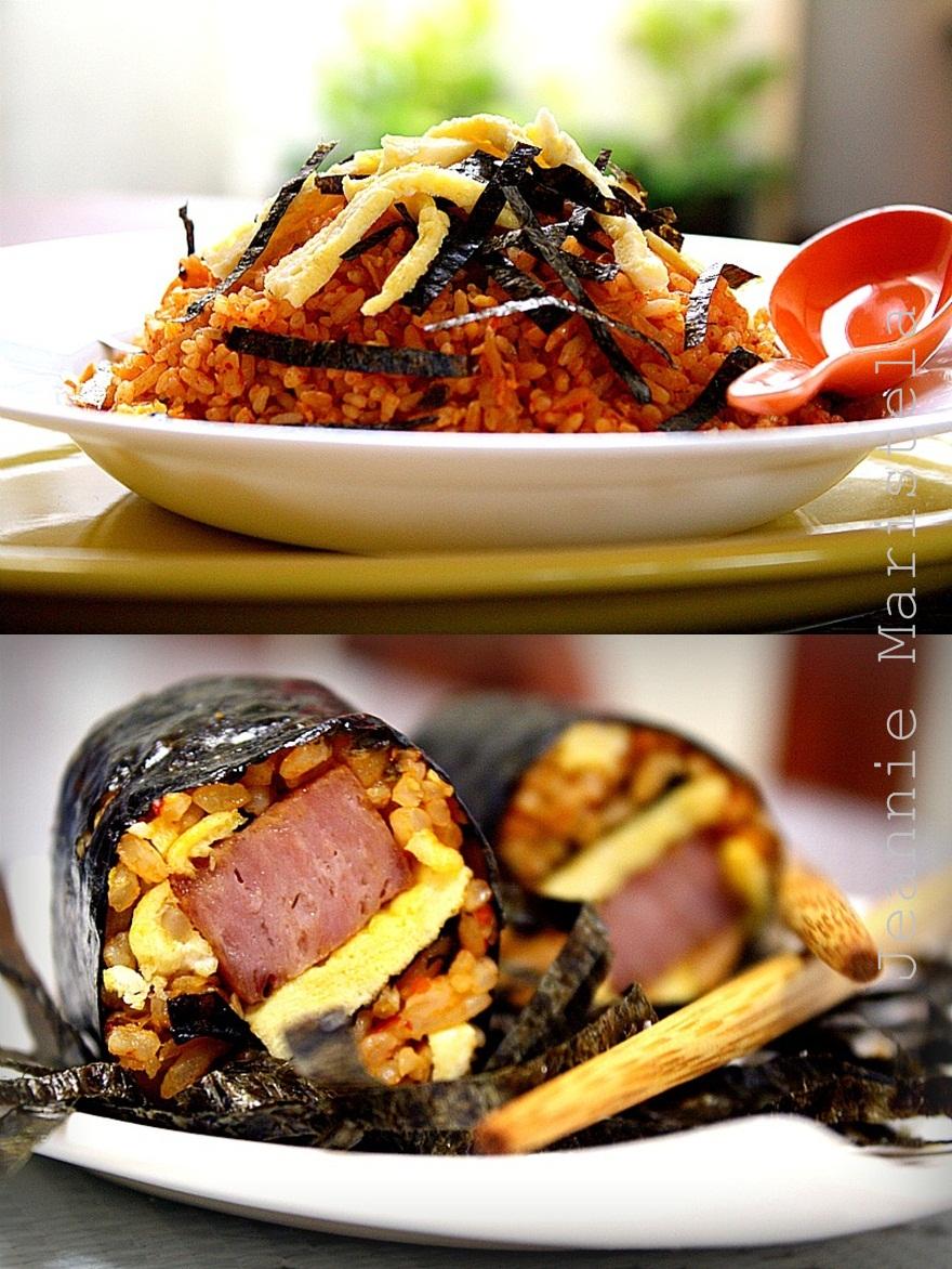 ... for Kimchi-Fried-Rice-Kimchi-Kimbap-And-Hawker-Style-Shrimp-Balls