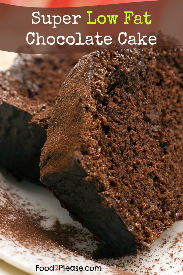 Low Fat Cake Mix Recipe As Seen On Dr Oz